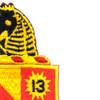 79th Field Artillery Battalion Patch 13 | Upper Right Quadrant