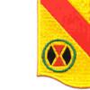 79th Field Artillery Battalion Patch 13 | Lower Left Quadrant