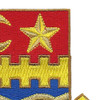 174th Armor Regiment Patch | Upper Right Quadrant