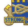 174th Armor Regiment Patch | Lower Left Quadrant