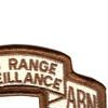 173rd LRS Airborne Infantry Desert Patch | Upper Right Quadrant