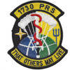 1730th Pararescue Squadron Patch