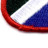 172nd Infantry Regiment Oval Patch | Lower Left Quadrant