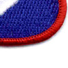 172nd Infantry Regiment Oval Patch | Lower Right Quadrant