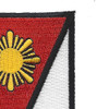79th Engineer Battalion Patch | Upper Right Quadrant