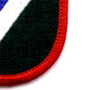 172nd Infantry Regiment Flash Patch | Lower Right Quadrant