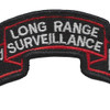172nd Infantry Long Range Patch | Center Detail