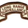 172nd Infantry Long Range Desert Patch | Center Detail