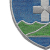 172nd Cavalry Regiment Patch | Lower Left Quadrant