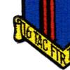16th TAC FTR TNG SQD Patch | Lower Left Quadrant