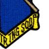 16th TAC FTR TNG SQD Patch | Lower Right Quadrant