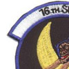 16th Special Operations Squadron AC-130H Spectre Patch | Upper Left Quadrant