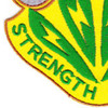 16th Psychological Operations Battalion Patch - Strength In Truth | Lower Left Quadrant