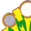 16th Psychological Operations Battalion Patch - Strength In Truth   Upper Left Quadrant