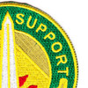 16th Military Police Group Patch   Upper Right Quadrant
