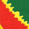 16th Military Police Group Flash Patch | Center Detail