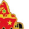 16th Field Artillery Regiment Patch | Upper Right Quadrant