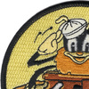 78th Naval Construction Battalion Patch   Upper Left Quadrant
