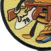 78th Naval Construction Battalion Patch   Lower Left Quadrant