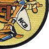 78th Naval Construction Battalion Patch   Lower Right Quadrant