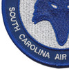 169th Fighter Wing Patch | Lower Left Quadrant