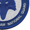 169th Fighter Wing Patch | Lower Right Quadrant