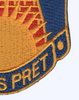164th Infantry Regiment Patch