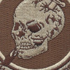 164th Airlift Squadron Desert Patch | Center Detail