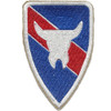 163rd Infantry Regimental Combat Team Patch