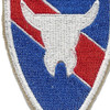 163rd Infantry Regimental Combat Team Patch | Center Detail