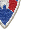 163rd Infantry Regimental Combat Team Patch | Lower Right Quadrant