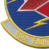 163rd Fighter Squadron A-10 Patch | Lower Left Quadrant