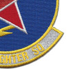 163rd Fighter Squadron A-10 Patch | Lower Right Quadrant