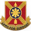 163rd Field Artillery Regiment Patch DUI