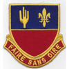 161st Field Artillery Battalion Patch
