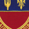 161st Field Artillery Battalion Patch | Center Detail