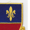 161st Field Artillery Battalion Patch | Upper Right Quadrant