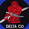 78th Aviation Life Support Equipment Battalion D Company Patch Avionics   Center Detail