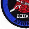 78th Aviation Life Support Equipment Battalion D Company Patch Avionics   Lower Left Quadrant