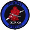 78th Aviation Life Support Equipment Battalion D Company Patch Avionics