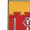 161st Airborne Engineer Battalion Patch | Upper Left Quadrant