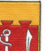 161st Airborne Engineer Battalion Patch | Upper Right Quadrant
