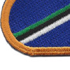160th Spec Ops Avn Regt Pocket Oval Patch | Lower Left Quadrant