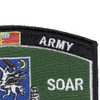 160th Special Operations Aviation Regiment MOS Rating Patch Night Salkers | Upper Right Quadrant