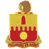 160th Field Artillery Regiment Patch