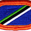 160th Aviation Airborne Group Patch Oval | Center Detail