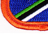 160th Aviation Airborne Group Patch Oval | Lower Left Quadrant