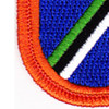 160th Aviation Airborne Group Patch Flash | Lower Left Quadrant