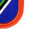160th Aviation Airborne Group Patch Flash | Lower Right Quadrant