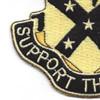 15th Sustainment Brigade Patch | Lower Left Quadrant